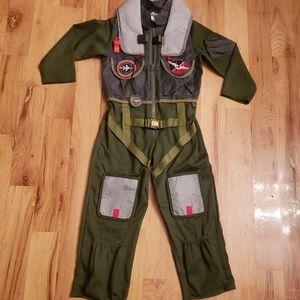 TeeTots Fighter Pilot Costume